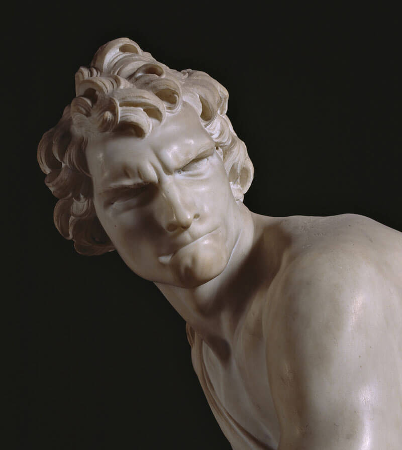 David Bernini_volto_lasinodoro